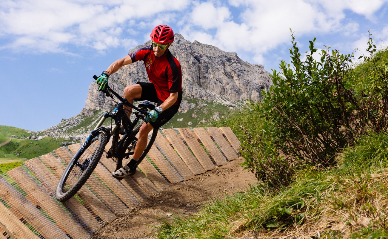 Mountain Bike Arabba Dolomites