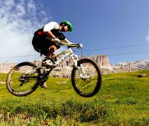 Mountain Bike Arabba